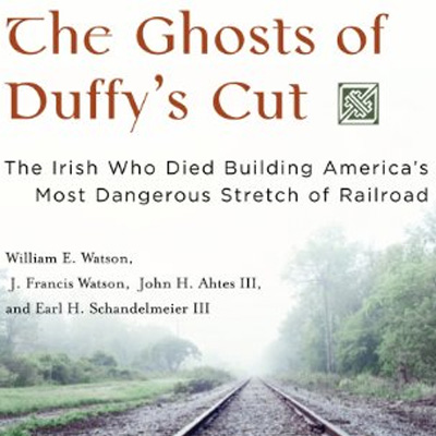 the ghost of duffys cut My visit to the duffy's cut site came just a little over a month after the  since the  1830's folktales and ghost stories had circulated locally about.